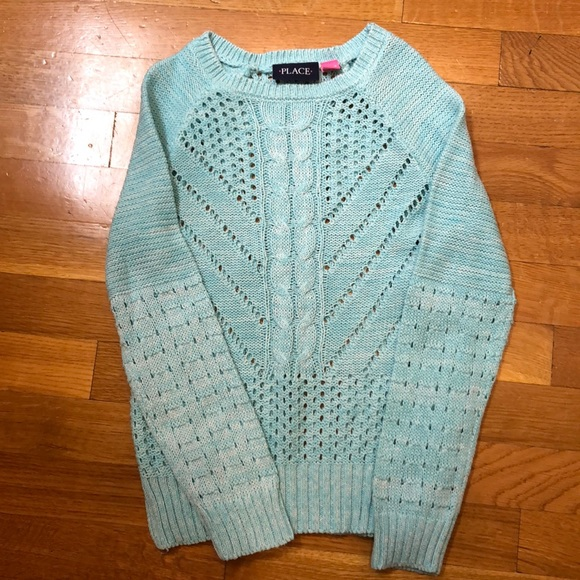 (2 for $10) Children's Place Girls Sweater 7/8